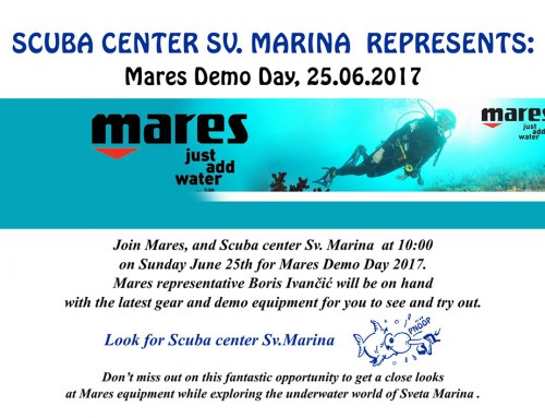 Mares demo day